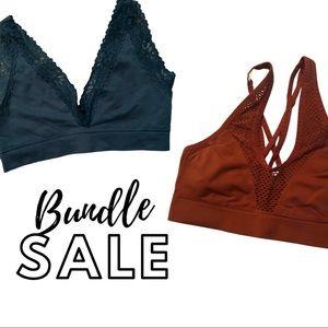 Victoria's Secret - 2pk Bralette Bundle
